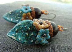 Harvest Cup earrings via Everyday Earrings.