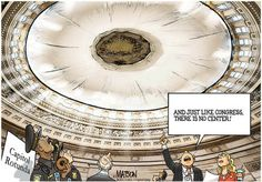 How Congress Is Like a Doughnut | Capitol Quip by R.J. Matson