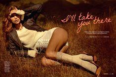 I'll Take You There | Lise Olsen | Steven Chee #photography | Cosmopolitan Australia July 2012