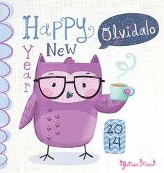 'Happy New Year!' by Julissa Mora