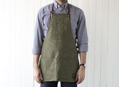 Canvas Shop Apron | Made In Vermont