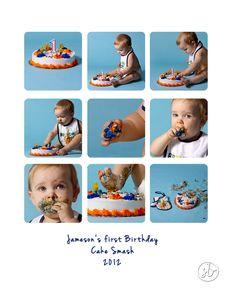 first birthday photos, birthday idea, collag, 1st birthday, first birthdays