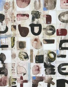 The Awkward Silence by ScottBergey on Etsy. #art #abstract