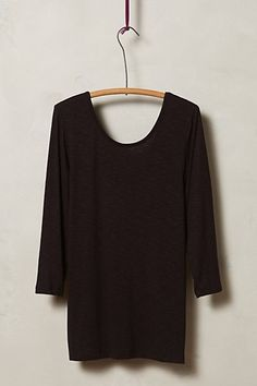 Ballet Scoop Tee - anthropologie.com
