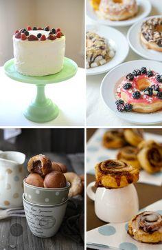 Viernes dulces: recetas para un 'finde' feliz