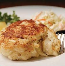 "Pinner wrote: ""McCormick & Schmick's reveals their crab cake recipe!! Best Crab cakes i've EVER had."""