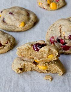 Salted Brown Butter M Cookies #cookies #recipe #fbcookieswap