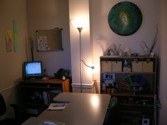 Women's Health Services in Santa Fe provided an office for one of our Art Therapy Interns in the recent past.