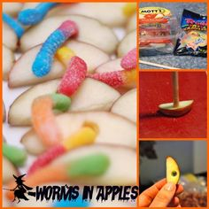 Cool Halloween food idea for class party #halloween #party #parties #food #foods #great #kids #ideas #diy #halloweenfood #halloweenfoods #halloweenparty #recipe #recipes #spooky #cool #awesome #school #class