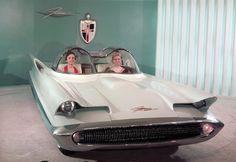 The Batmobile: The Concept Car That Became a Star - NYTimes.com