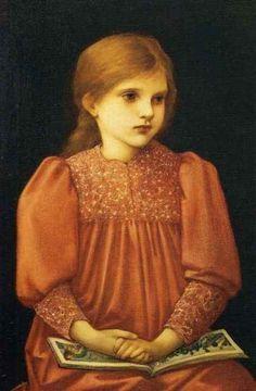 pintura de Edward Burne-Jones