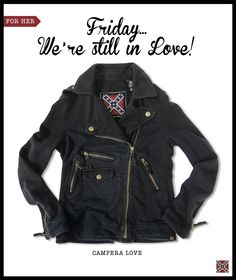 NEW IN!    ♥ Campera Love ♥
