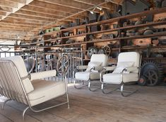 rob brinson's loft studio