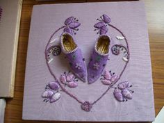 shoes, fairi vi, fairi find, fairies, faeri shoe, fairi necess, fairi shoe, embroidery
