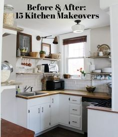Before & Afters: 15 Kitchen Makeovers from Our Readers