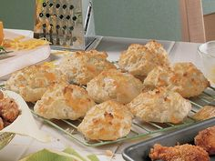 I make these for dinnner- or just to snack on the weekends!- cheddar cheese garlic bisquick biscuits- like from red lobster- so amazing.  I make them weekly.  So quick and such a hit with the family!  Big and little alike.