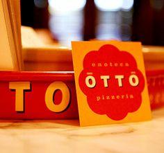 Otto Pizzeria/Wine bar