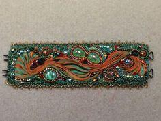 by Lin Sell ... shibori ribbon