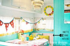 Organize This: The Glam Camper! #glamping