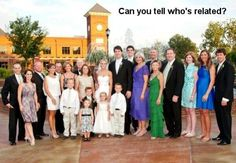 short, family pictures, tall women, famili, funny pictures, family photos, wedding photos, family weddings, wedding pictures
