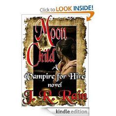 moon child, books, vampires, hire novel, child vampir