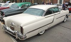 1955 Mercury Montclair 2-Door Hardtop (7 of 8) by myoldpostcards, via Flickr