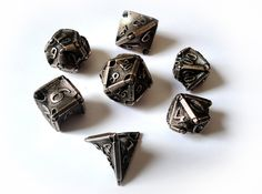 Stretcher Dice Set With Decader