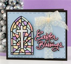 Project Center - Spiritual Easter Card