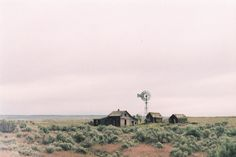 Abandoned Homestead in Eastern Oregon