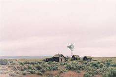 Abandoned Homestead in Eastern Oregon