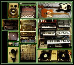 DMX Krew's Studio
