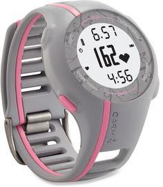 Garmin Forerunner 110 GPS Heart Rate Monitor - Women's - Free Shipping at REI.com