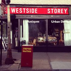 Top 10 Places to Shop For Antiques & Vintage Items in the Kansas City Area.