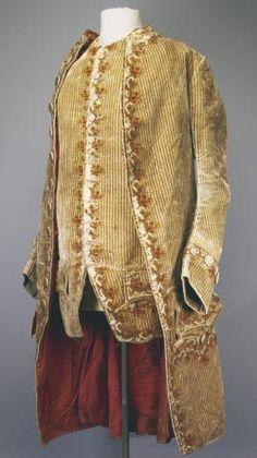 George Washington--Fashion Plate