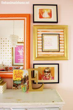 big girl room reveal | the handmade home