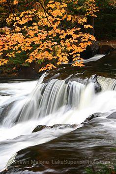 Autumn, Upper Peninsula of Michigan