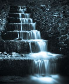 Urban waterfalls on pinterest african american history for Urban waterfall design