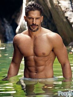"""""""If you don't like spicy, then maybe I'm not for you,"""" says PEOPLE's Hottest Bachelor Joe Manganiello http://www.people.com/article/joe-manganiello-people-hottest-bachelor"""