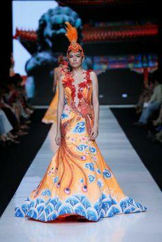 Jakarta Fashion Week 2014: Geraldus Sugeng |