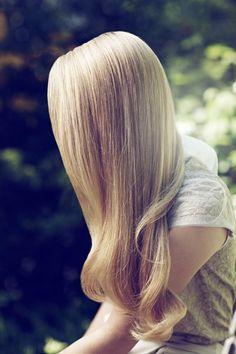 long hair, lock, glamorous hair, blond, wedding hairs