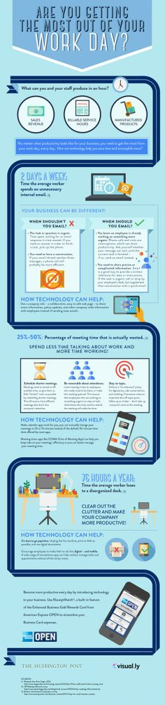 Are You Getting the Most out of Your Work Day?