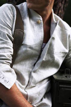 Great shirt texture.
