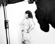 Jessie J: Behind the Scenes on our Cover Shoot :: Company.co.uk