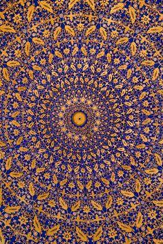 uzbec mosaic, mosaic art