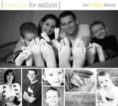 18 creative family portrait poses