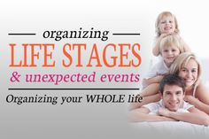 Organizing Life Stages & Unexpected Events: Infertility & Adoption | Organize 365