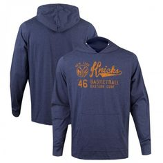 Sportiqe Knicks Stanton Sailor Pullover Hoodie [Navy] | Apparel | Sweatshirts | Knicks Store