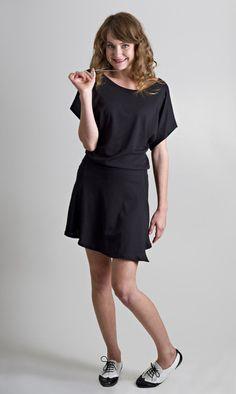 organic cotton jersey dress from Choose Spun