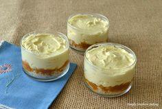 Butter Pecan Caramel No-Bake Mini Cheesecakes!
