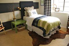 I Love That!: Farm Chic Big Boy Room